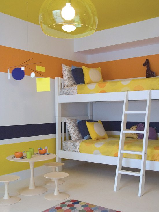 Фотография: Детская в стиле Современный, Интерьер комнат, Советы – фото на INMYROOM