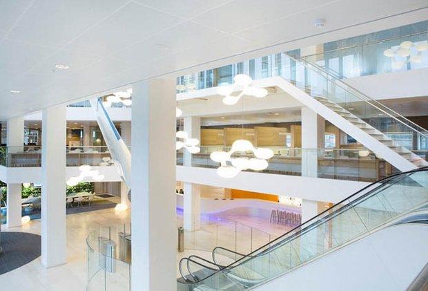 Фотография: Мебель и свет в стиле , Офисное пространство, Офис, Дома и квартиры, Проект недели – фото на INMYROOM