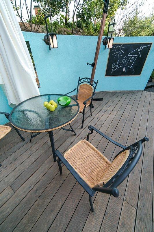 Фотография: Мебель и свет в стиле Современный, Ландшафт, Стиль жизни, Дача, Дачный ответ – фото на INMYROOM