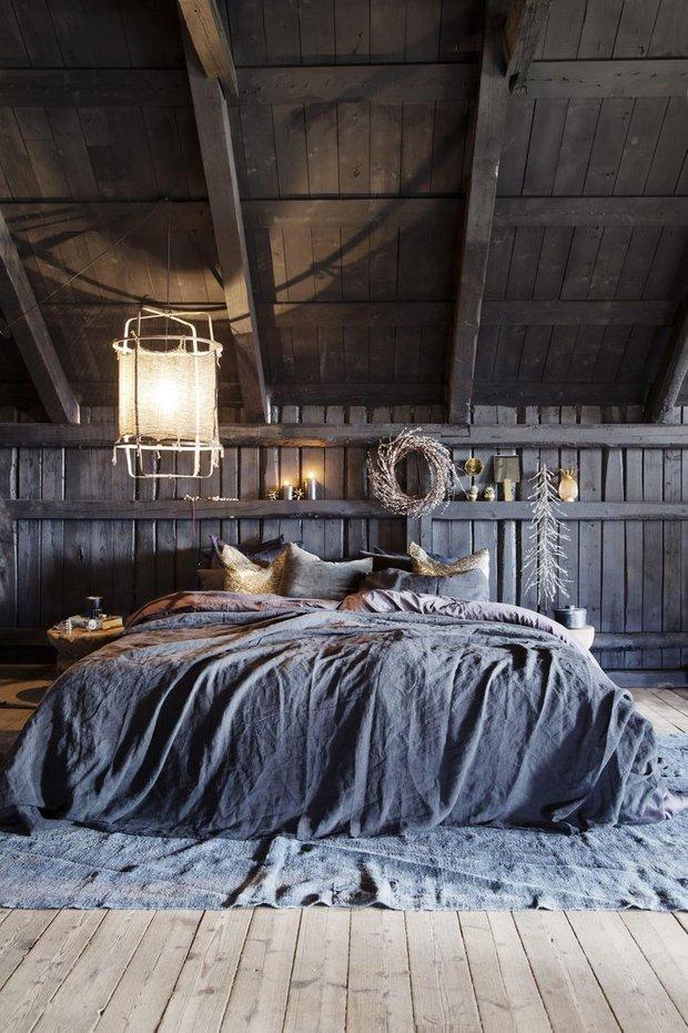 Фотография: Спальня в стиле Прованс и Кантри, Классический, Скандинавский, Декор интерьера, Дом, Минимализм, Эко – фото на INMYROOM