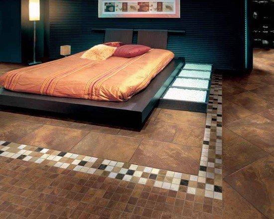 Фотография: Спальня в стиле Современный, Восточный, Декор интерьера, Декор дома, Плитка – фото на INMYROOM