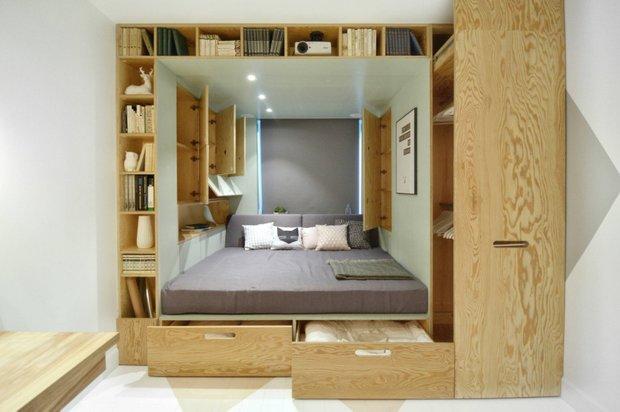 Дизайн: Interio DG