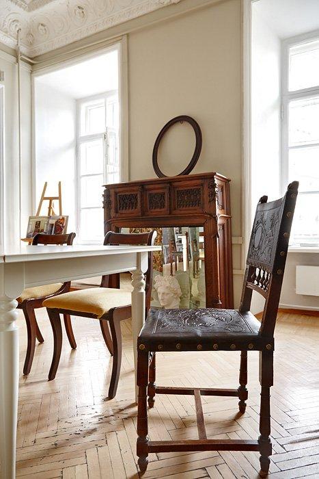 Фотография: Кухня и столовая в стиле Классический, Современный, Офисное пространство, Офис, Дома и квартиры – фото на INMYROOM