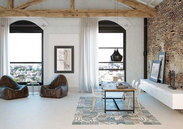 Фотография: Гостиная в стиле Лофт, Декор интерьера, Декор дома, LLADRO – фото на INMYROOM