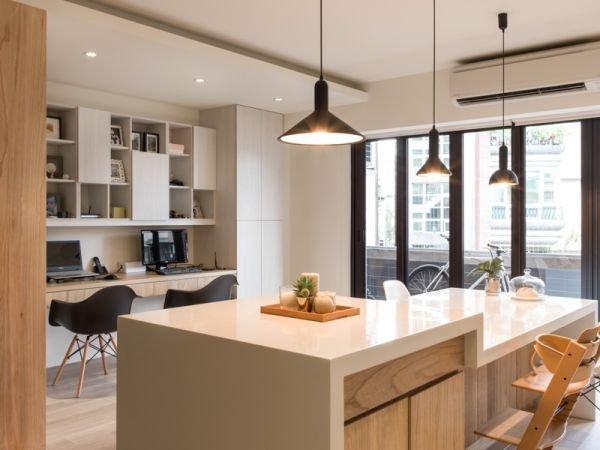 Фотография: Кухня и столовая в стиле Скандинавский, Квартира, Дом, Ремонт на практике – фото на INMYROOM