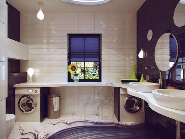 Фотография: Прихожая в стиле Скандинавский, Ванная, Квартира, Дом, Планировки, Ремонт на практике – фото на INMYROOM
