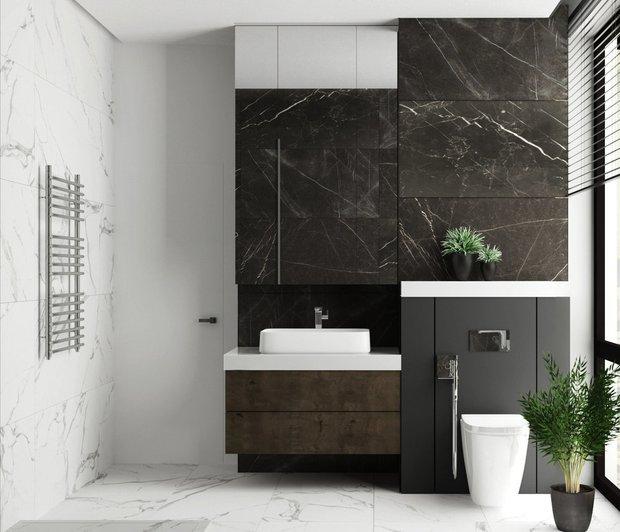 Дизайн: архитектурное бюро melix