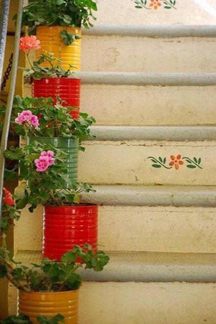 Фотография: Флористика в стиле , Балкон, Интерьер комнат, специальная тема: балконы – фото на INMYROOM