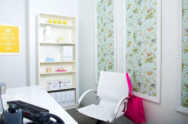 Фотография: Офис в стиле Скандинавский, Декор интерьера, DIY, Обои – фото на INMYROOM
