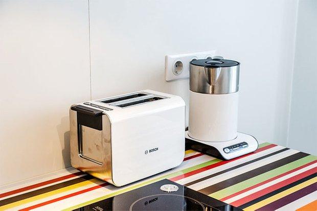 Фотография: Кухня и столовая в стиле Скандинавский, Интерьер комнат, Elle Decoration – фото на INMYROOM