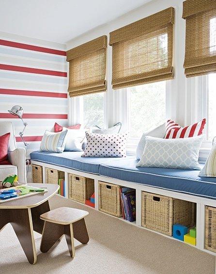 Фотография: Детская в стиле Скандинавский, Декор интерьера, DIY, Декор дома, Системы хранения – фото на INMYROOM