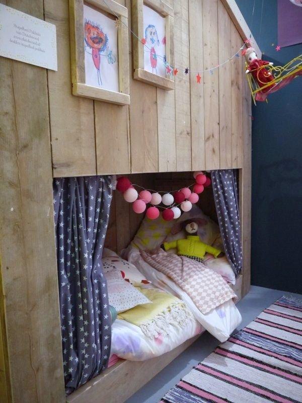 Фотография: Детская в стиле Прованс и Кантри, Интерьер комнат – фото на InMyRoom.ru
