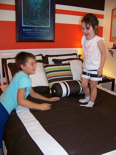 Фотография:  в стиле , Детская, Интерьер комнат, IKEA, Переделка – фото на INMYROOM