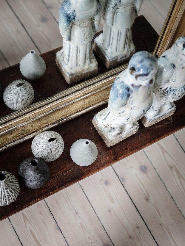 Фотография:  в стиле , Скандинавский, Современный, Декор интерьера, Белый, Серый – фото на INMYROOM