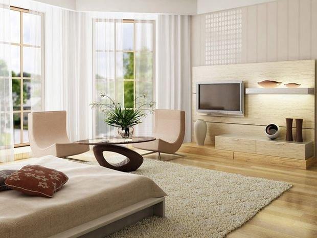 Фотография: Гостиная в стиле Скандинавский, Декор интерьера, Малогабаритная квартира, Квартира, Студия – фото на INMYROOM