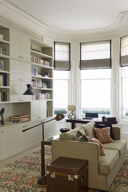 Фотография: Гостиная в стиле Современный, Декор интерьера, Квартира, Декор, Советы – фото на INMYROOM