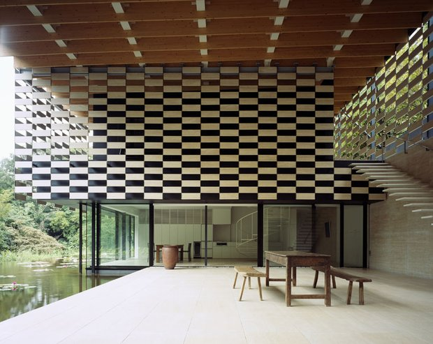 Фотография: Архитектура в стиле , Гид, Кенго Кума – фото на INMYROOM