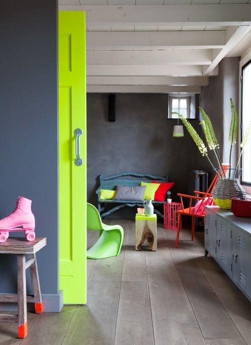 Фотография: Гостиная в стиле Лофт, Дизайн интерьера, Декор – фото на INMYROOM