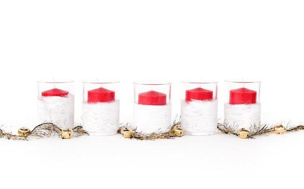 Фотография:  в стиле , Декор интерьера, DIY, Аксессуары, Декор, Белый, Красный – фото на INMYROOM