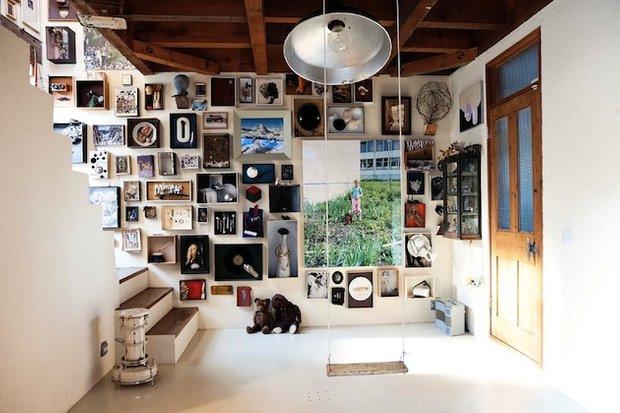 Фотография: Прихожая в стиле Лофт, Декор интерьера, Декор дома, Картины – фото на INMYROOM