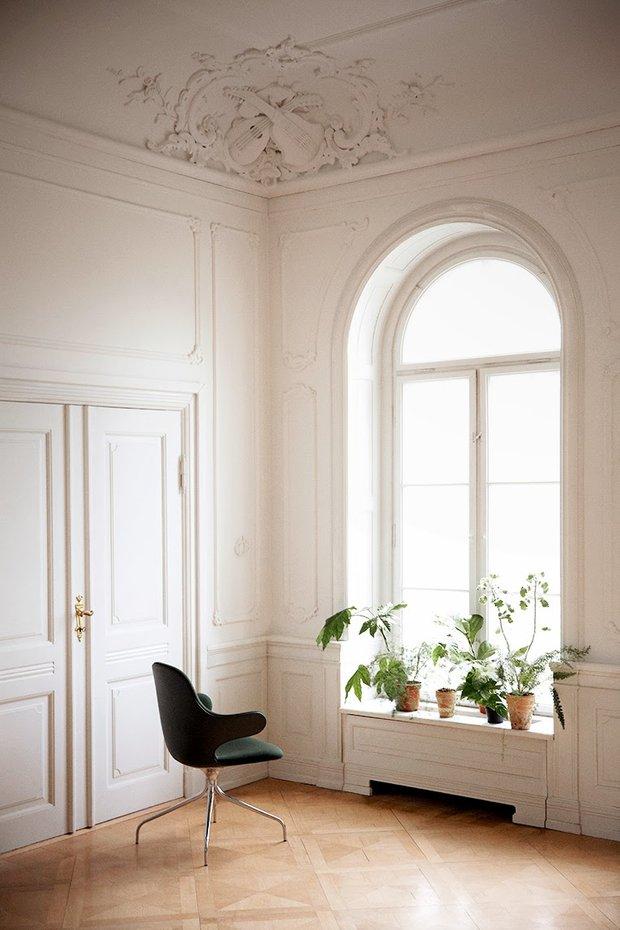 Фотография:  в стиле , Декор интерьера, Советы, Подоконник – фото на INMYROOM