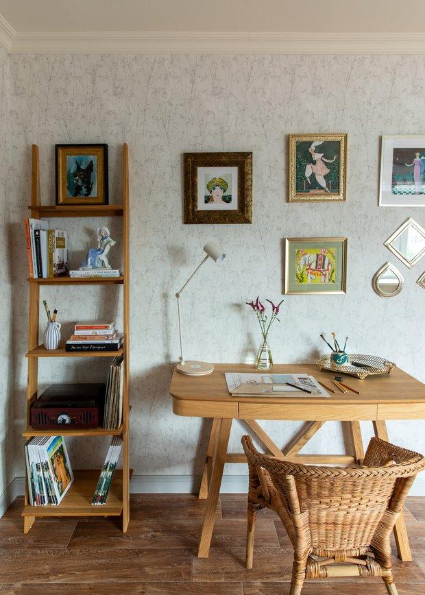 Фотография:  в стиле , Ремонт на практике, 60-90 метров, ремонт в старом доме – фото на INMYROOM