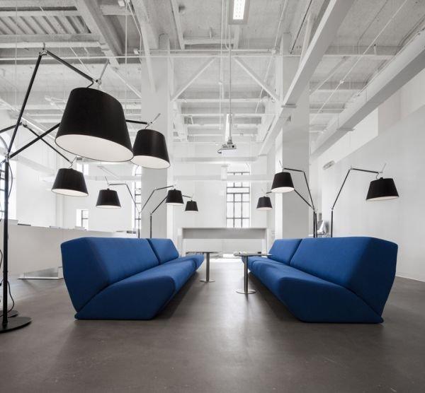 Фотография: Офис в стиле Современный, Хай-тек, Офисное пространство, Дома и квартиры – фото на INMYROOM