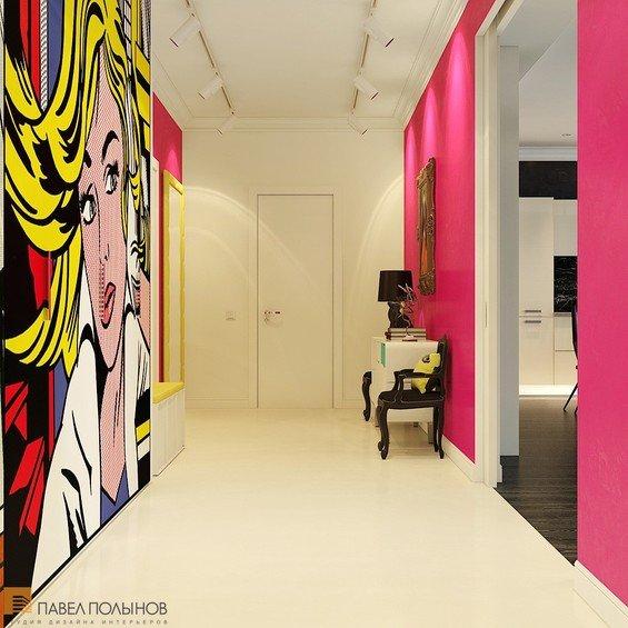 Фотография: Прихожая в стиле Классический, Квартира, Россия, Дома и квартиры, Поп-арт, Санкт-Петербург – фото на INMYROOM