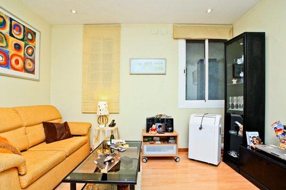 Фотография: Гостиная в стиле Современный, Квартира, Дома и квартиры, Барселона – фото на INMYROOM