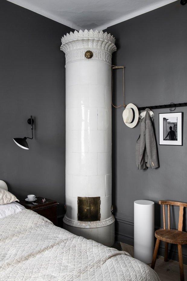 Фотография: Спальня в стиле Скандинавский, Декор интерьера, Минимализм, 2 комнаты, 40-60 метров – фото на INMYROOM