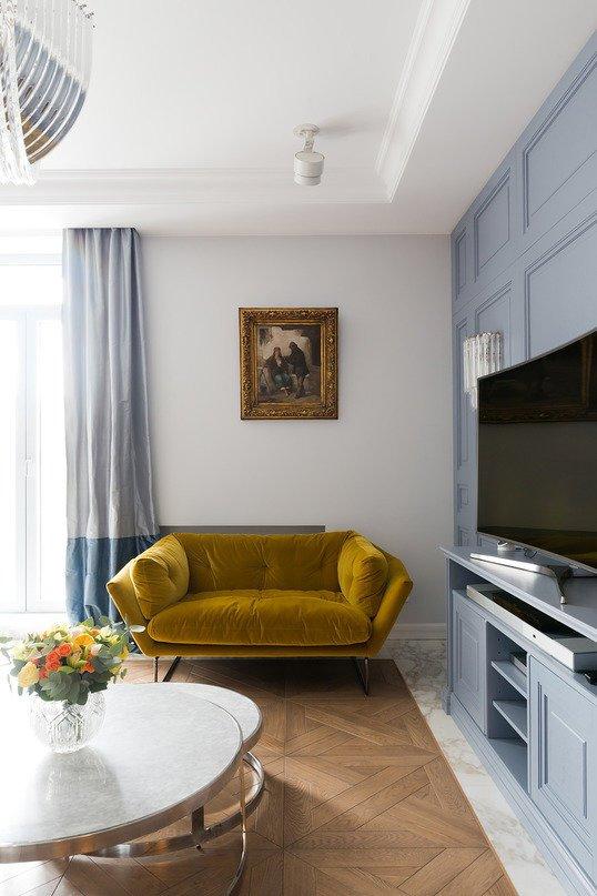 Фотография: Гостиная в стиле Скандинавский, Советы – фото на INMYROOM