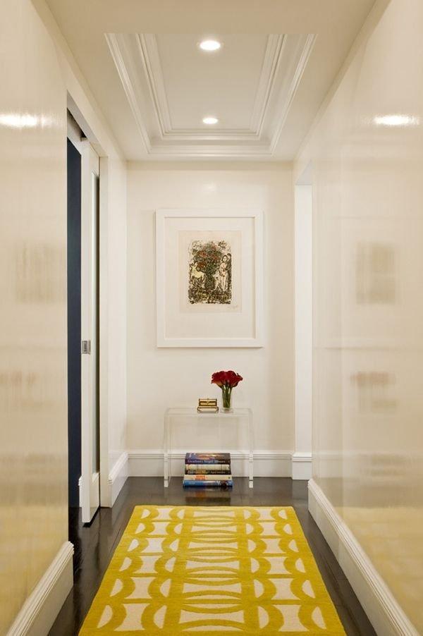 Фотография: Прихожая в стиле Прованс и Кантри, Малогабаритная квартира, Интерьер комнат, Советы, Зеркала – фото на INMYROOM