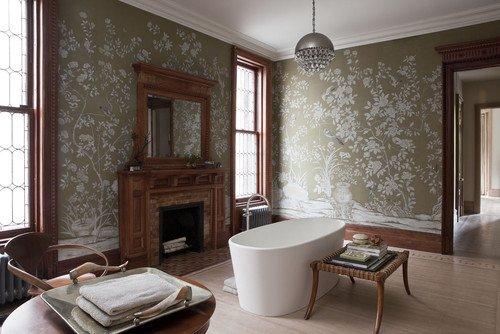 Фотография: Ванная в стиле Восточный, Эклектика, Декор интерьера, Интерьер комнат, Викторианский – фото на INMYROOM