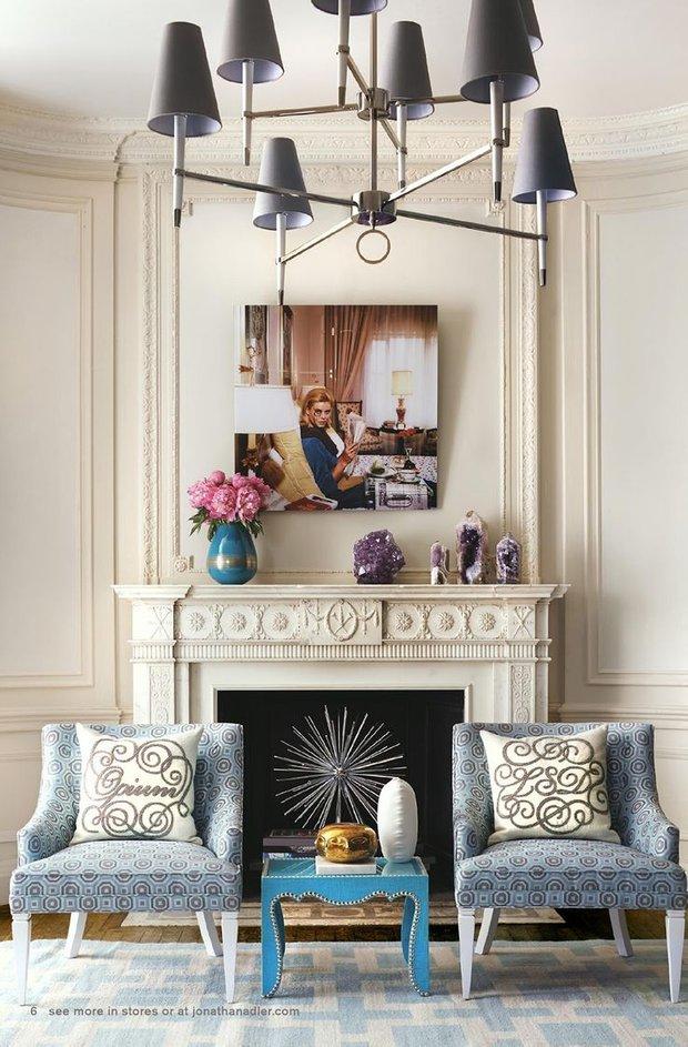 Фотография: Прочее в стиле , Классический, Декор интерьера, DIY, Мебель и свет, Советы, Люстра – фото на INMYROOM