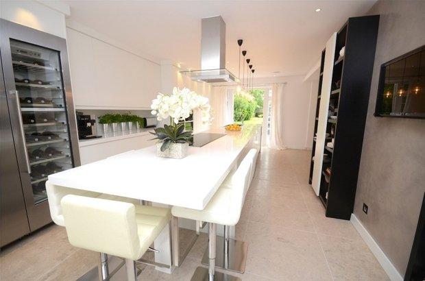 Фотография: Кухня и столовая в стиле Хай-тек, Стиль жизни, Советы – фото на INMYROOM