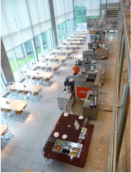 Фотография: Офис в стиле Лофт, Современный, Офисное пространство, Индустрия, Люди – фото на INMYROOM