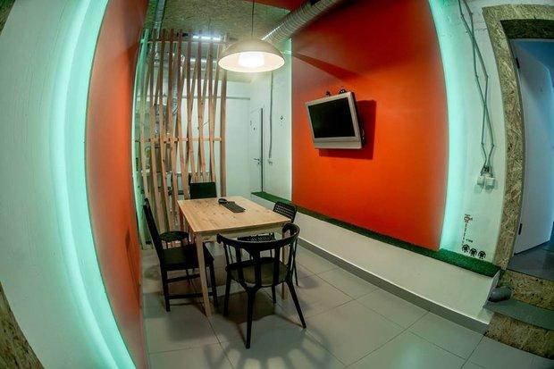 Фотография: Офис в стиле Прованс и Кантри, Лофт, Современный, Офисное пространство, Дома и квартиры – фото на INMYROOM