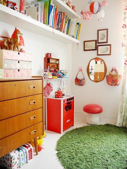 Фотография: Детская в стиле Прованс и Кантри, Скандинавский, Интерьер комнат – фото на INMYROOM
