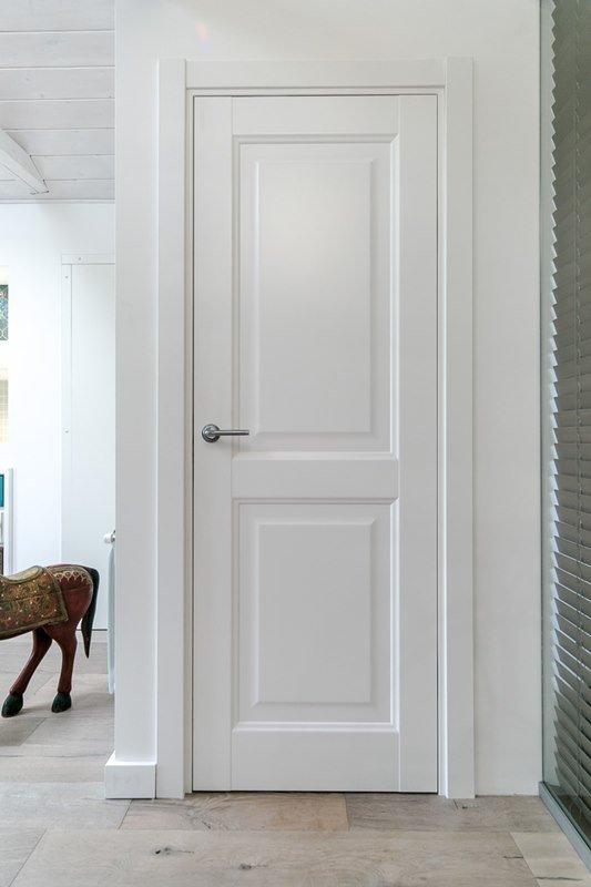 Фотография:  в стиле Современный, Интерьер комнат, Дача, Дачный ответ, Мансарда – фото на INMYROOM