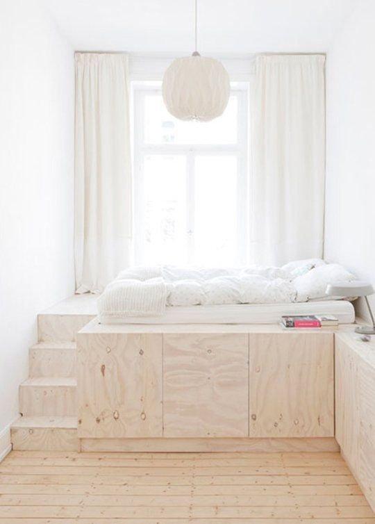 Фотография: Спальня в стиле Скандинавский, Минимализм, Советы – фото на INMYROOM