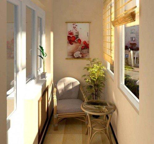 Фотография: Балкон в стиле Восточный, Ремонт на практике, как утеплить балкон – фото на INMYROOM