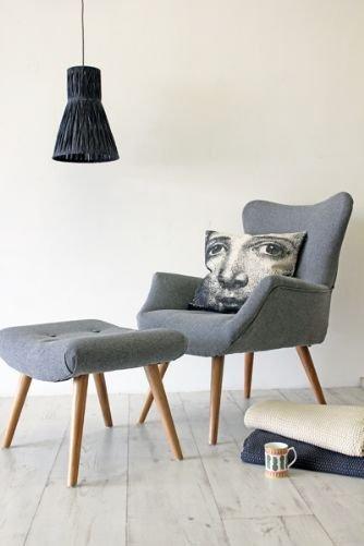 Фотография: Мебель и свет в стиле Лофт, Современный, Спальня, Интерьер комнат – фото на INMYROOM