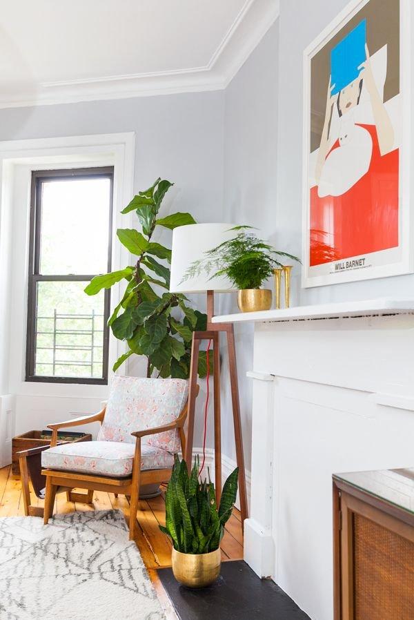 Фотография: Гостиная в стиле Скандинавский, Современный, Декор интерьера, Декор дома – фото на INMYROOM