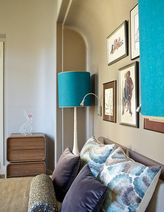 Фотография: Спальня в стиле , Квартира, Дома и квартиры, Перепланировка – фото на INMYROOM