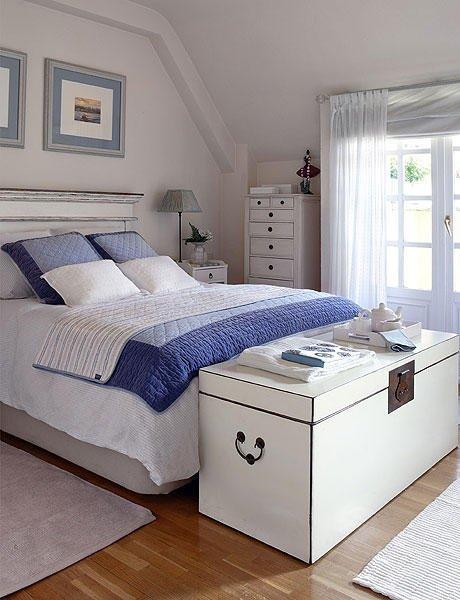 Фотография: Спальня в стиле Прованс и Кантри, Интерьер комнат, Декор – фото на InMyRoom.ru
