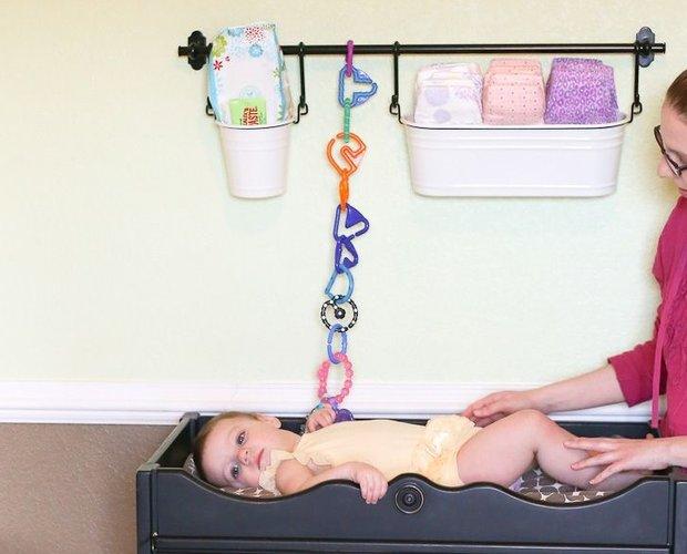 Фотография: Ванная в стиле Прованс и Кантри, DIY, Советы, хранение вещей – фото на INMYROOM