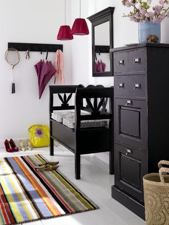 Фотография: Прихожая в стиле Восточный, Интерьер комнат – фото на INMYROOM