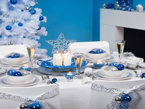 Фотография: Прочее в стиле , Декор интерьера, Праздник, Новый Год, Сервировка стола – фото на InMyRoom.ru