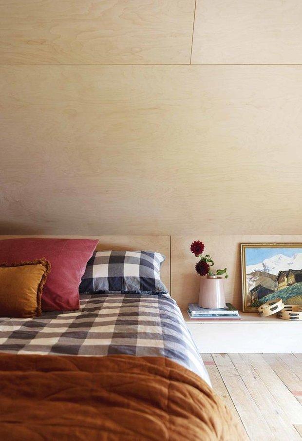 Фотография: Спальня в стиле Минимализм, Австралия, Дом и дача, 60-90 метров – фото на INMYROOM