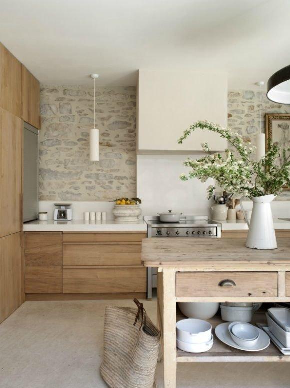 Фотография: Кухня и столовая в стиле Скандинавский, Эко, Советы, Ремонт на практике – фото на INMYROOM